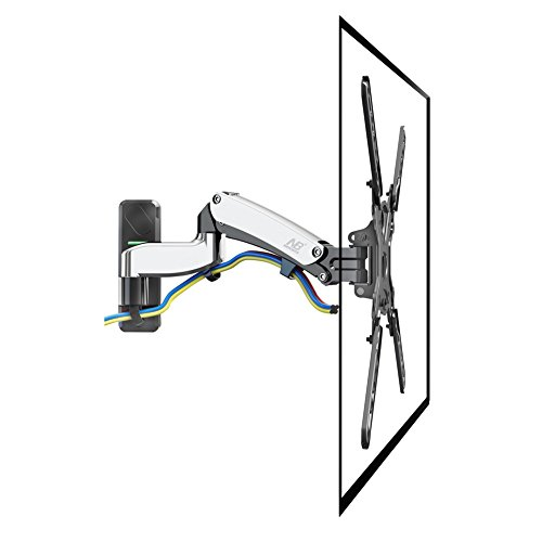 North Bayou F450 Gas Spring Full Motion TV Wall Mount for 40