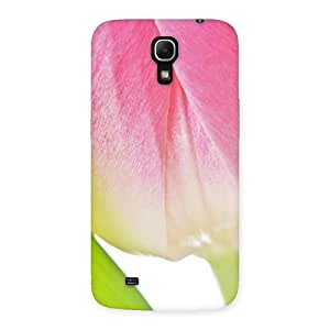 Ajay Enterprises Pink And White Rose Back Case Cover for Galaxy Mega 6.3
