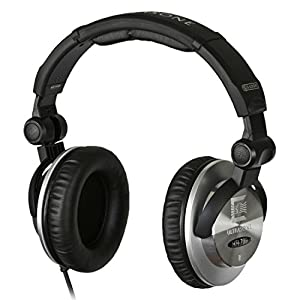 Ultrasone HFI-780 S-Logic Surround Sound Professional Headphones