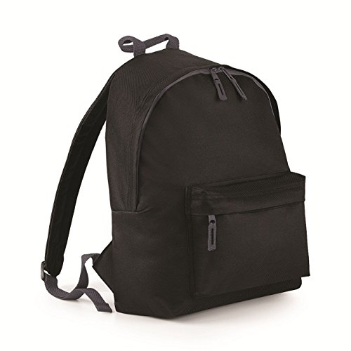 Bagbase Fashion Backpack 20 Great Colours! Black by BagBase