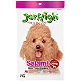 JerHigh Salami Dog Treat, 70 G(pack Of 3)