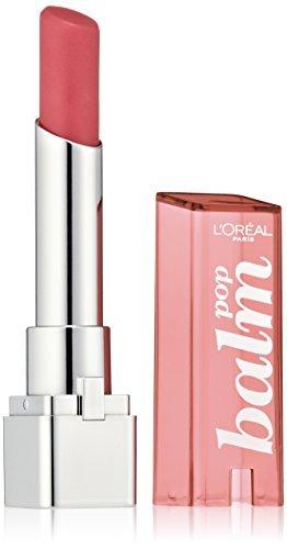 L'Oreal Paris Colour Riche Lip Balm Pop - 430 Fiery Red (Pack of 2)