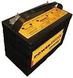 12 Volt 105 Amp Hour Sealed Solar Deep Cycle Battery, Advanced Gel Technology