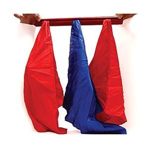 The Surprise Silks aka Acrobatic Silks - Magic Trick