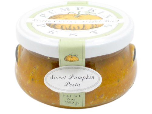 Sweet Pumpkin Pesto By Bella Cucina