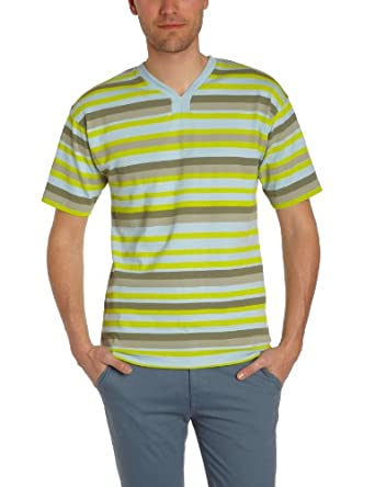 Gaspard Yurkievich - T-Shirt - Homme - Multicolore (Stripes) - M