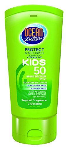 Ocean Potion 30183 Kids Sunblock