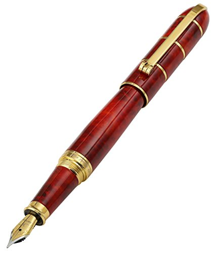 xezo-hand-enameled-solid-brass-fine-fountain-pen-18-karat-gold-plated-screw-on-cap