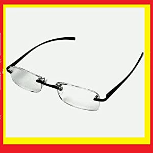 Rimless Glasses Distortion : health personal care personal care eye care reading glasses