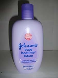 Johnson's Johnson & Johnson Johnsons Baby Bedtime Lotion