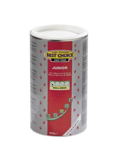 Best Choice 45000 Junior Small Breed 800g
