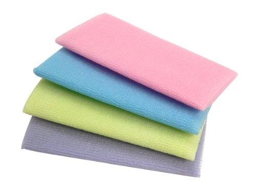 Appearus Skin Polishing Exfoliating Shower Bath Towel (12 count/sa10023x12) (Skin Polishing compare prices)