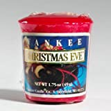 Christmas Eve Votive by Yankee Candle
