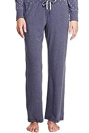 Cotton Rich Star Print Pyjama Bottoms [T37-9109-S]