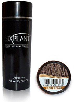 FIXPLANT Keratin Hair Building Fibers, Hair Loss