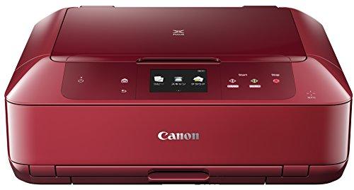 Canon  プリンター インクジェット 複合機 PIXUS MG7730 RD レッド