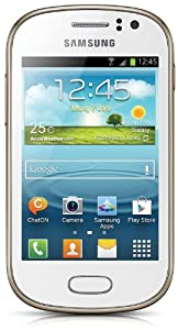 Vodafone Samsung Galaxy Fame Pay As You Go Handset - White from Vodafone