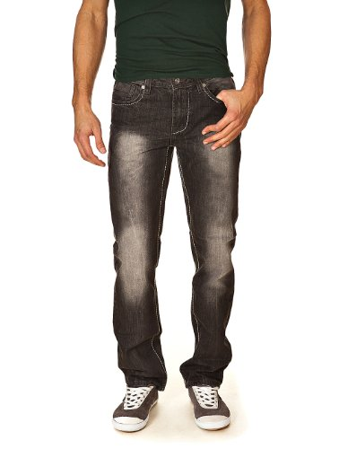 Jeans Victor Noir Best Mountain W36 Men's