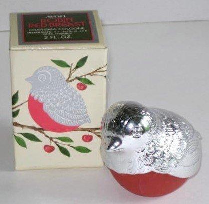 Vintage Avon Robin Red Breast Charisman Women Cologne 2Fl. Oz (Chanel Vintage Purse compare prices)