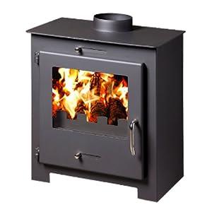 Pod 2 5kw Wood Burning Stove Certified To Bs En13240
