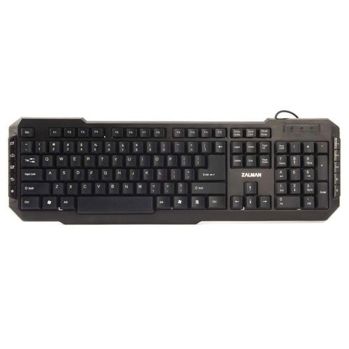 Zalman ZM-K200M USB Multimedia Keyboard