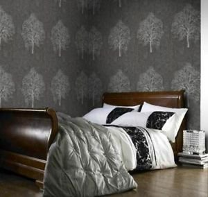Graham and Brown Burlesque Enchant Wallpaper - Go by New A-Brend
