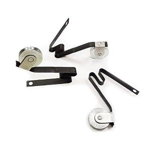 Deltana door hardware msr10 m spring roller for sliding for Sliding screen door hardware