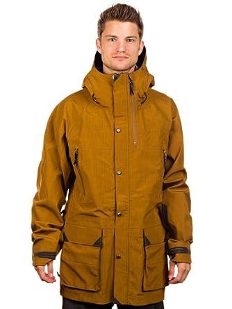 Buy Bonfire Andover Snowboard Jacket - Mens by Bonfire