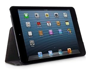 XtremeMac iPad mini用マルチアングルスタンドになる超薄型フォリオケース マイクロフォリオシリーズ リコリスブラック IPDN-MF-13