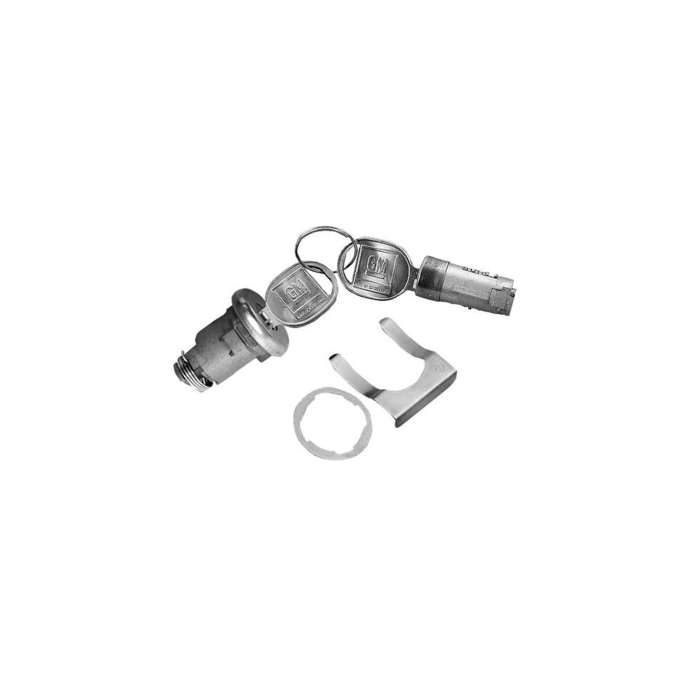 New Chevy Chevelle Lock Set   Glovebox, Trunk 66