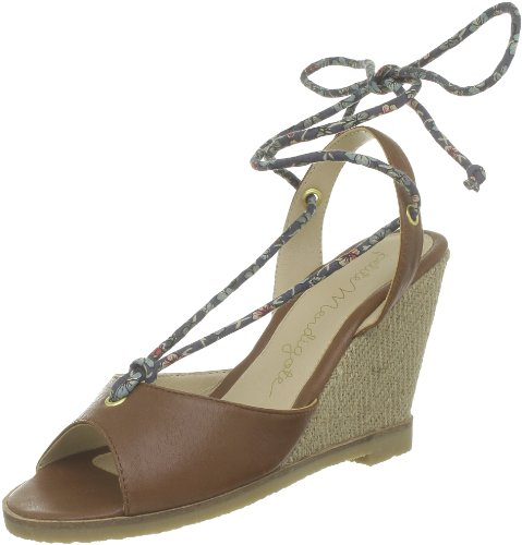 Petite Mendigote  Blondie Leather,  Scarpe col tacco donna, Marrone (Braun (Leather Naturel)), 38 EU