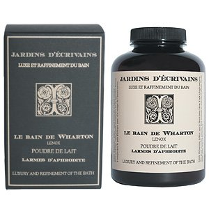 Le Bain de Wharton Powdered Bath Milk 150 g by Jardins d'Ecrivains