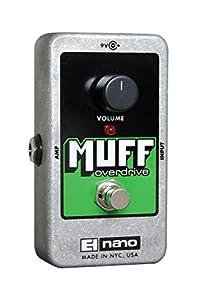 Electro-Harmonix Nano Muff Overdrive Pedal