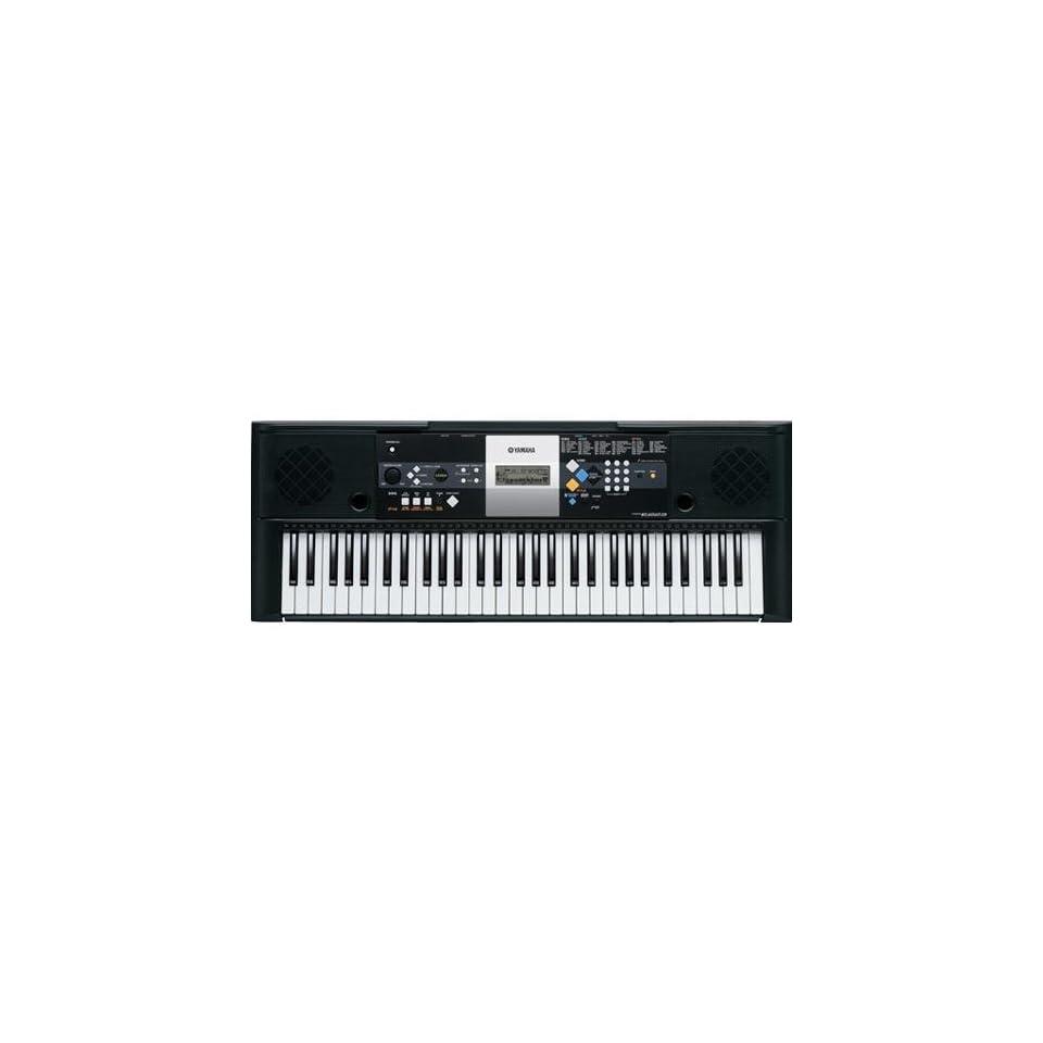 Yamaha PSRE223 61 Key Portable Keyboard Musical Instruments