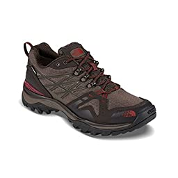 The North Face Men\'s Hedgehog Fastpack GTX Coffee Brown/Rosewood Red 7.5 M US