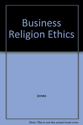 Business Religion Ethics