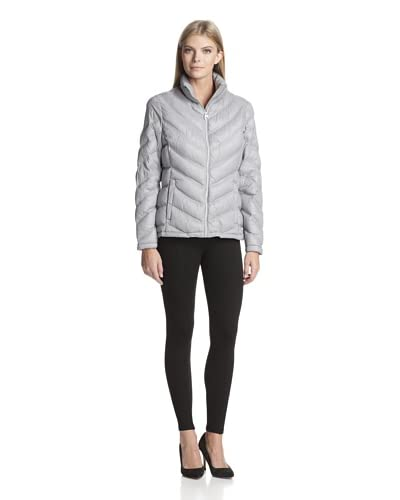 Calvin Klein Women's Packable Down Coat