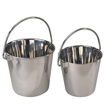 ProSelect Heavy Duty Stainless Pail