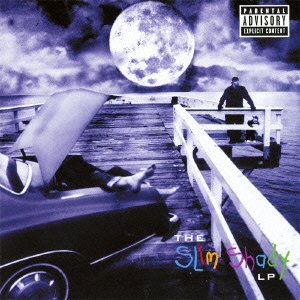 Original album cover of The Slim Shady LP by Eminem