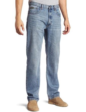 Lee李男士高级精选纯棉直筒牛仔裤Premium Select TRUCKIN $22.39
