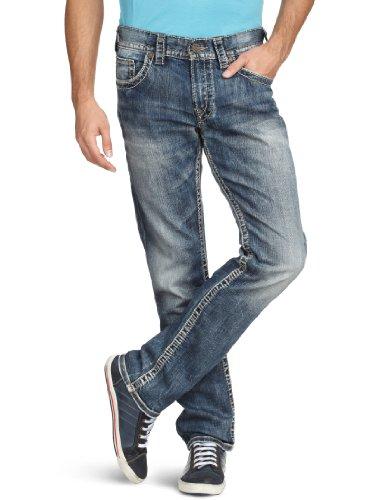 Silver Jeans Men's M2270-Smc293 Slim And Skinny Jeans Blue (Smc293) 32/34
