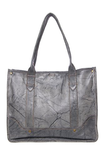 Campus Leather Shopper Bag