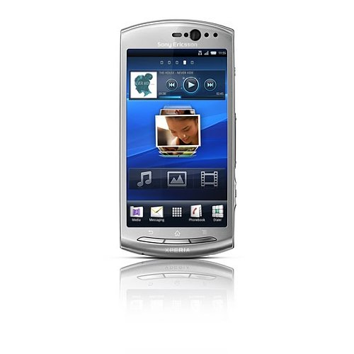 Sony Ericsson MT15a Xperia Neo Unlocked Phone - U.S. Warranty (Silver)