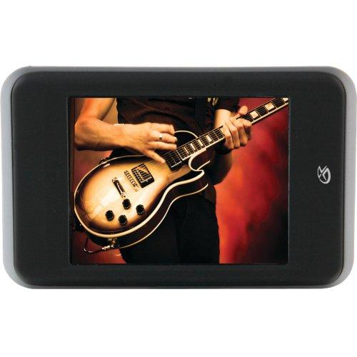 GPX ML861B GPX Digital Media Player with 8 GB Installed Flash Memory (Black)