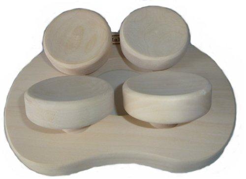 Sauna Kopfstütze für jeden Kopf