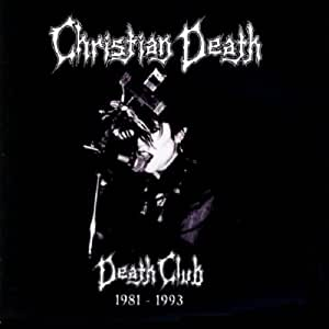 Death Club Incl.(CD+Dvd)