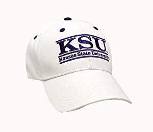 Buy NCAA Kansas State Wildcats The Game Classic Bar Adjustable Cap by The Game