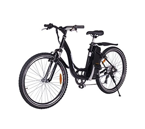 Xb-305-Sla X-Treme Electric Powered Mountain Bicycle (Black)