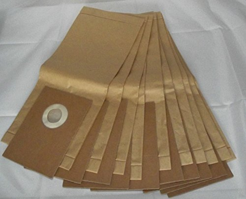 Dust Bags X 5 To Fit Electrolux The Boss, Powerlite, Hilight Vacuum Cleaners - Equivalent To E82 Paper Bags Picture