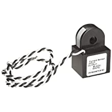 CR Magnetics CR9521-50 Current Sensor, 50 AC, +/-0.5% Accuracy, 50 - 400 Hz Frequency